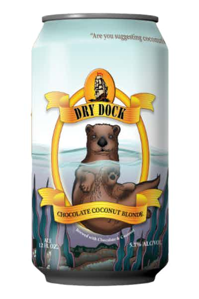Dry Dock Brewing Chocolate Coconut Blonde