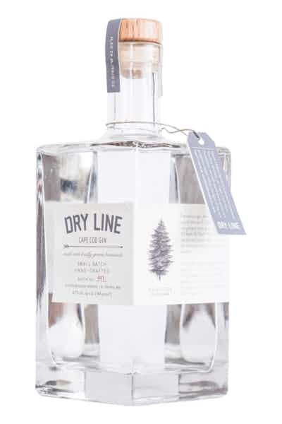 Dry Line Cape Cod Gin