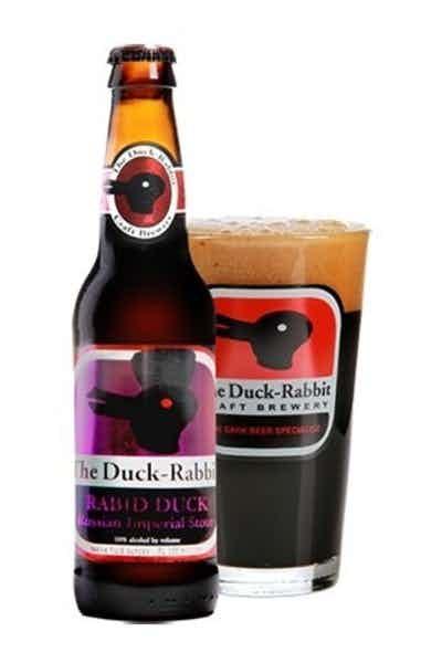 Duck Rabbit Rabid Duck Imperial Stout