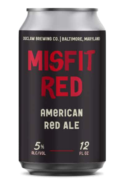 DuClaw Misfit Red Ale
