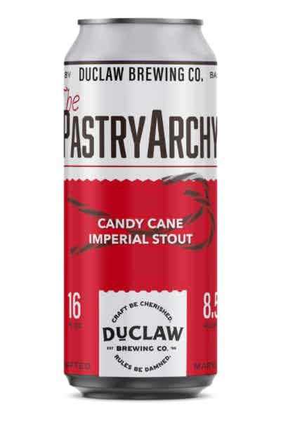 DuClaw The PastryArchy Candy Cane Imperial Stout