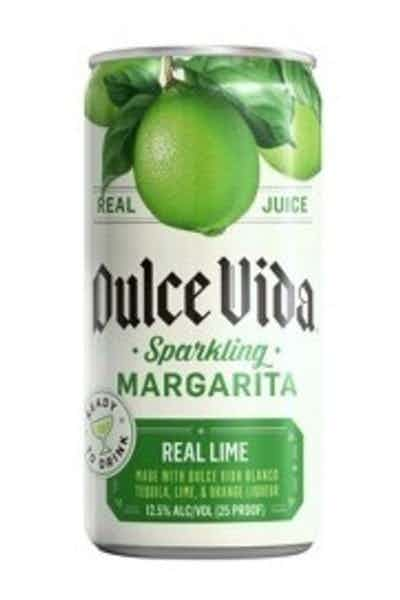 Dulce Vida Tequila Sparkling Margarita - Ready To Drink Cans