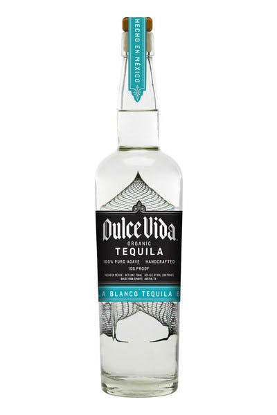 Dulce Vida Tequila Blanco 100 Proof