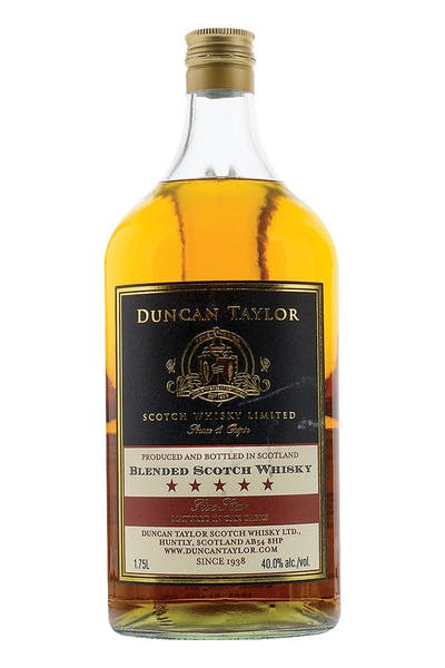 Duncan Taylor Blended Scotch