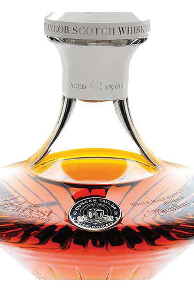 Duncan Taylor Macallan Rarest With Glasses 1969