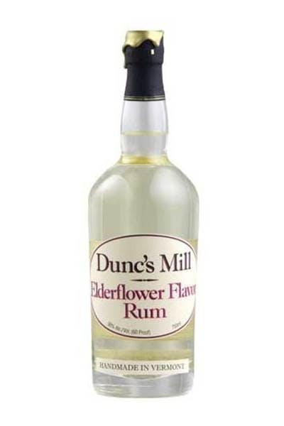 Dunc's Mill Elderflower Rum