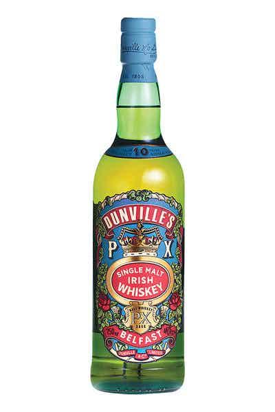 Dunville's Px Irish Whiskey