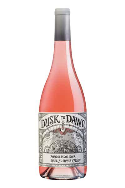 Dusk To Dawn Rose Of Pinot Noir