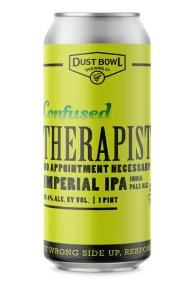 Dust Bowl Therapist Imperial IPA