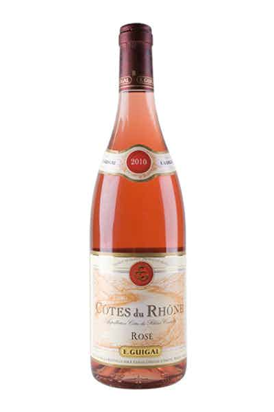 E. Guigal Cotes Du Rhone Rosé