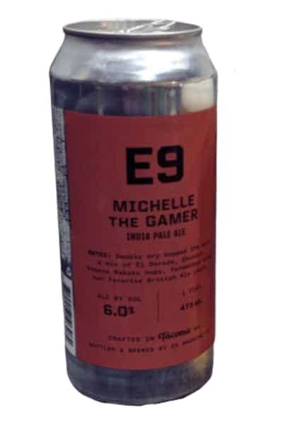 E9 Michelle The Gamer IPA
