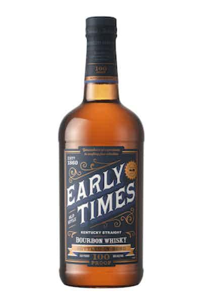 Early Times Bottled-in-Bond Bourbon