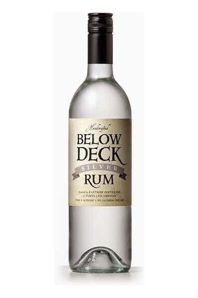 Eastside Distilling Below Deck Silver Rum