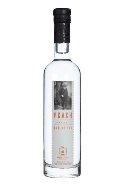 Eau De Vie  Peach Brandy
