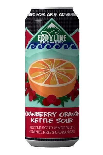 Eddyline Brewing Cranberry-Orange Kettle Sour