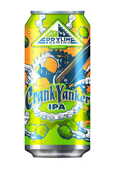 Eddyline Brewing Crank Yanker IPA