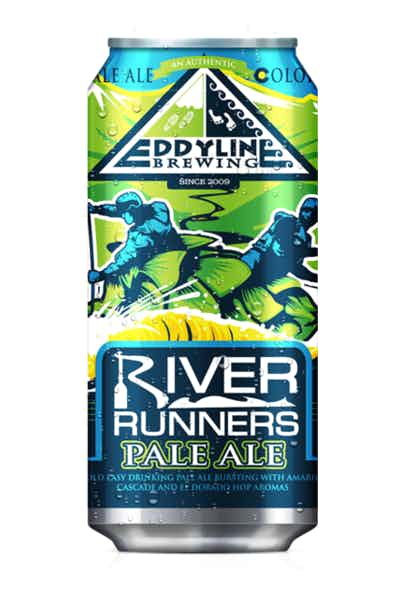 Eddyline Brewing River Runners Pale Ale