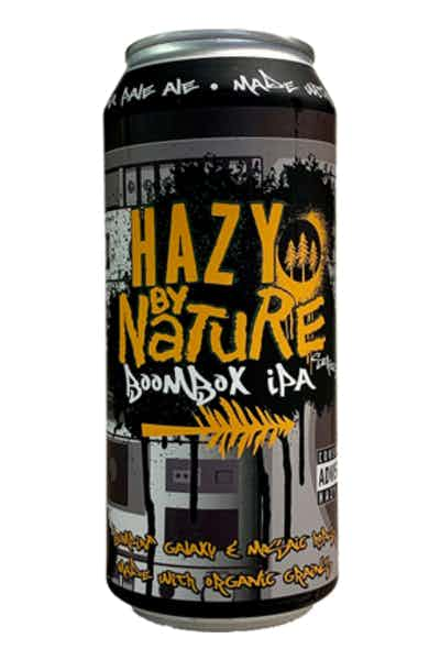 Eel River Hazy By Nature IPA