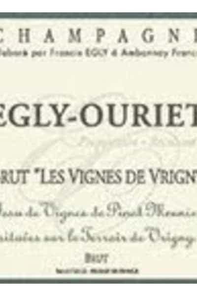 Egly Ouriet Brut Les Vignes Des Vrigny