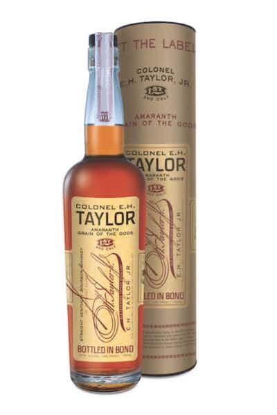 """E.H. Taylor, Jr. Amaranth """"Grain of the Gods"""" Bourbon"""