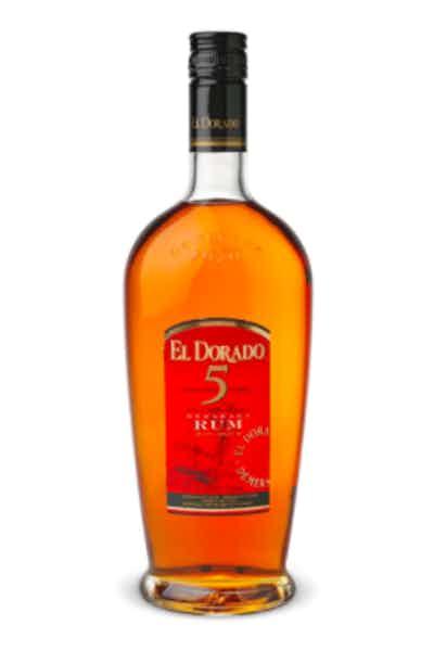 El Dorado Rum 5 Year