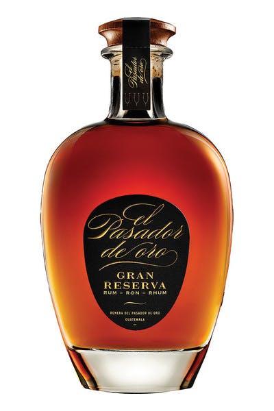 El Pasador De Oro Rum Xo