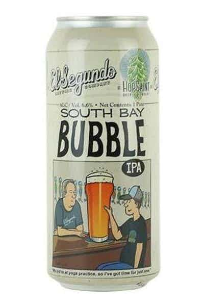El Segundo South Bay Bubble IPA