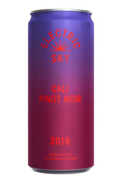 Electric Sky Cali Pinot Noir