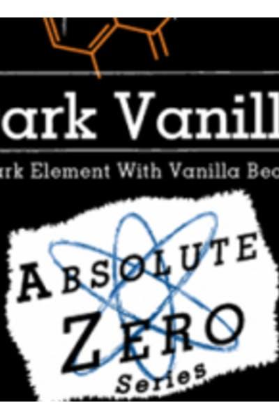Element Dark Vanilla Absolute Zero Series