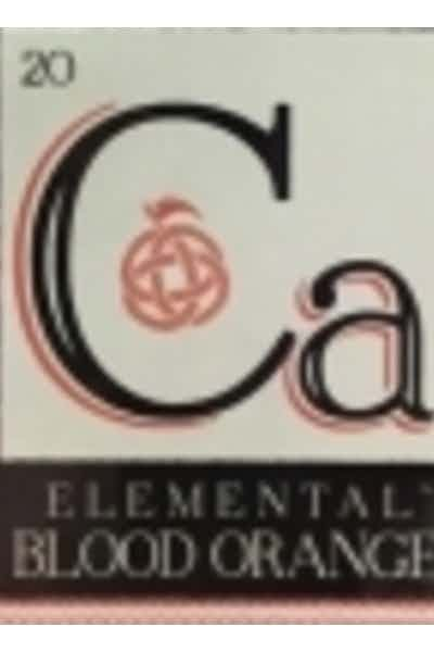 Elemental Calcium Blood Orange Cider