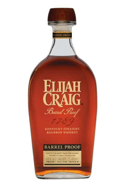 Elijah Craig Barrel Proof Bourbon