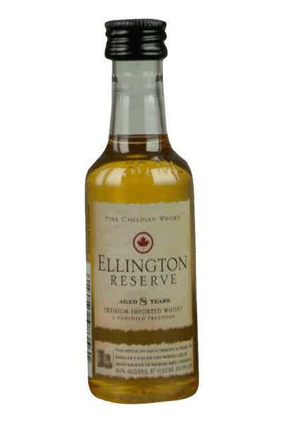 Ellington Reserve 8 Year Canadian Whisky
