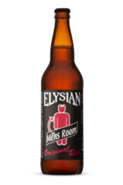 Elysian Brewing Mens Room Red Ale