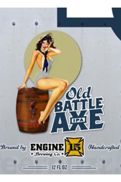 Engine 15 Old Battle Axe IPA