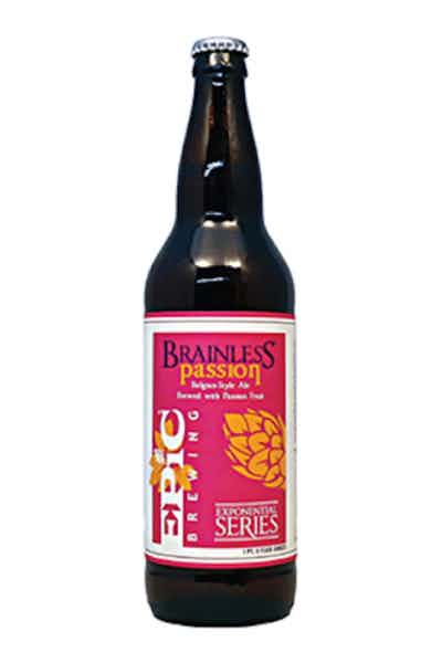 Epic Brewing Brainless Passion