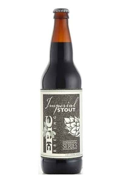 Epic Imperial Stout