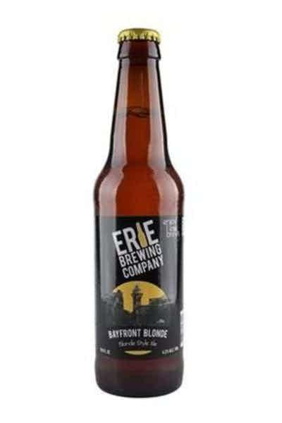 Erie Bayfront Blonde Ale