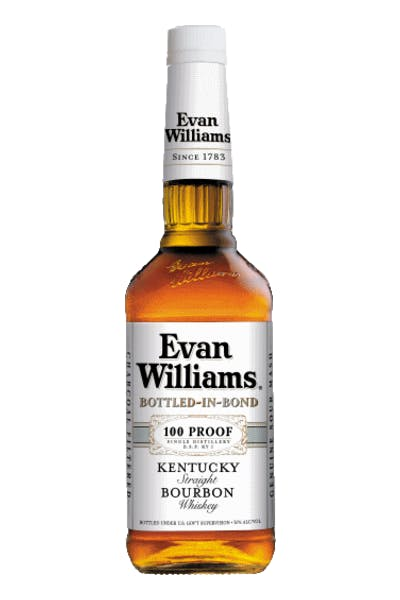 Evan Williams Bourbon White Label