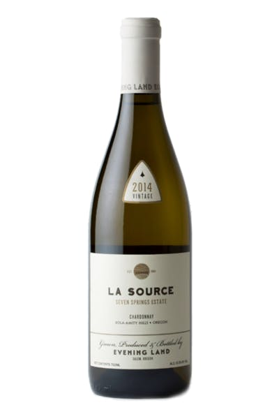 Evening Land Chardonnay La Source Seven Springs Vineyard