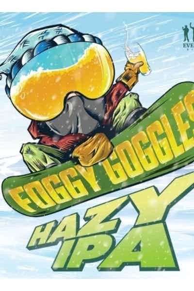 Everybody's Foggy Goggles Hazy IPA