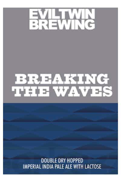 Evil Twin Breaking The Waves Imperial IPA