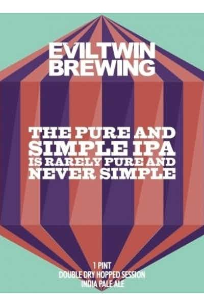 Evil Twin The Pure and Simple IPA Is Rarely Pure and Never Simple IPA