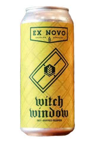 Ex Novo Witch Window Pilsner