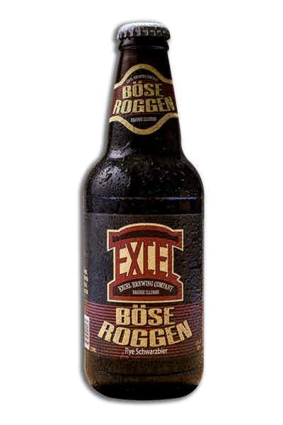 Excel Bose Roggen Rye Schwarzbier