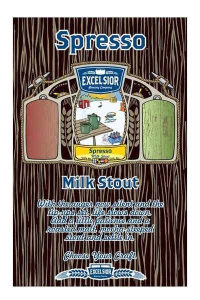 Excelsior 'Spresso Coffee Milk Stout