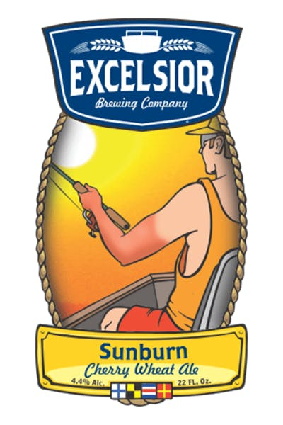 Excelsior Sunburn Cherry Wheat