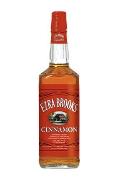 Ezra Brooks Cinnamon
