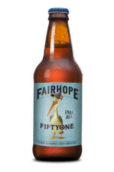 Fairhope Fiftyone Pale Ale