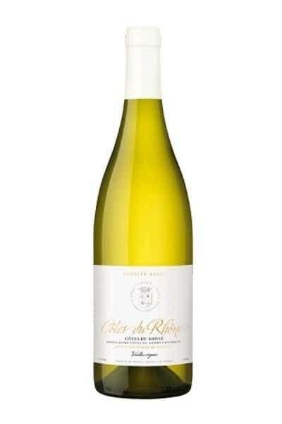 Famille Sadel Côtes Du Rhône Blanc