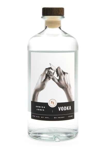 Family Jones Annika Jones Vodka